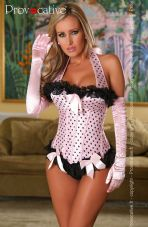 Provocative Magic Moments Corset Pink